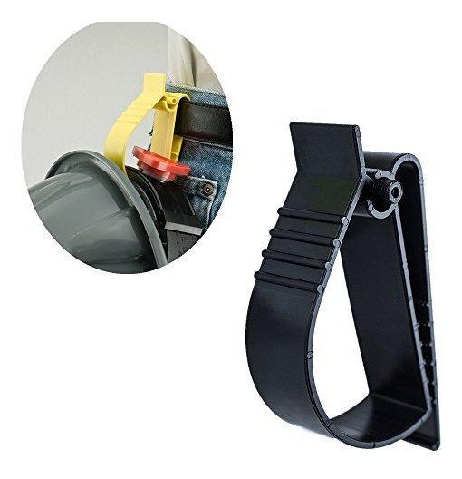 1 Paquete De Clip De Clip Para Cinturón Para Sombreros Duros