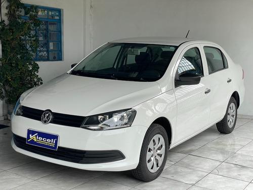 Imagem 1 de 9 de Vw Volkswagen Voyage 1.0 8v Tredline 2015