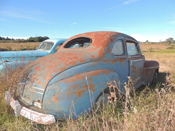 Ford Cupe 1946 V8