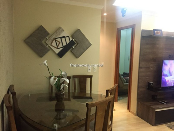 Apartamento Para À Venda Com 2 Quartos 1 Sala 46 M2 No Bairro Jardim São Savério, São Paulo - Sp - Ap630lp