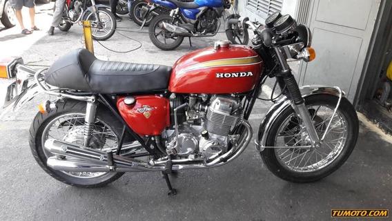Honda Cb750 501 Cc O Más