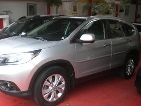 Honda Cr-v 2.0 Exl 4x4 Aut. 5p Prata 2012/2012