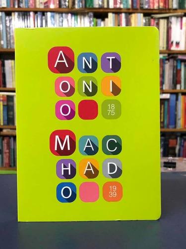 Antonio Machado - Poesía - Antología - Batiscafo