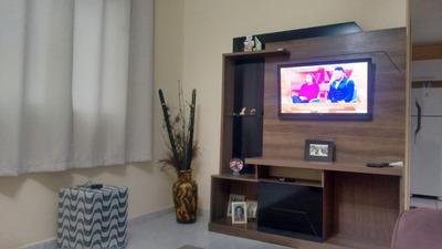 Apartamento No Cdhu Santa Isabel , Todo Mobiliado 60 Mil