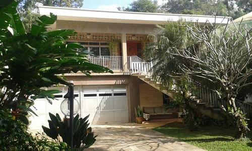 Imagem 1 de 22 de Casa À Venda, 443 M² Por R$ 2.000.000,00 - Horto Florestal - São Paulo/sp - Ca0455