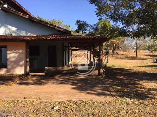 Chácara Com 2 Dormitórios À Venda, 15425 M² Por R$ 476.990,00 - Chácaras Abc - São Pedro/sp - Ch0035