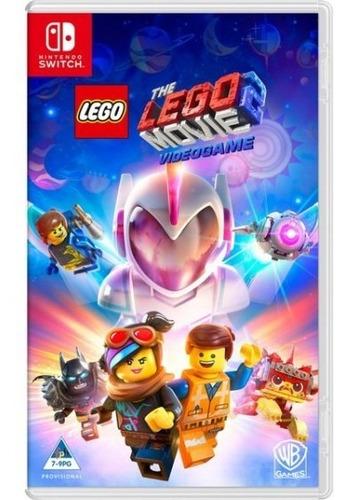 Lego Movie 2 - Nintendo Switch Nsw Fisico Nuevo Y Sellado