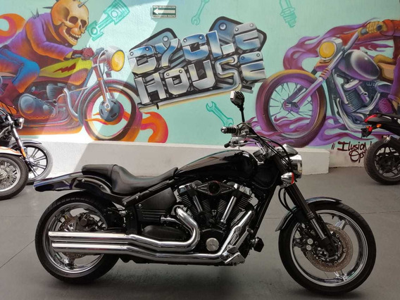 Yamaha Roadstar Warrior 1700 2003 Titulo Limpio Checala!!!!
