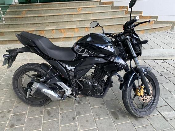 Suzuki Gixxer 154 Modelo 2019