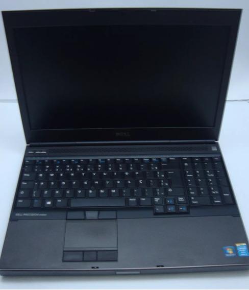 Notebook Dell Precision M4800core I7 4800qm 2.70ghz 8gb/1tb