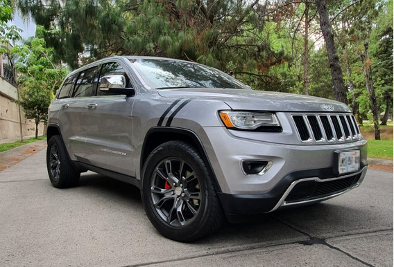 Jeep Grand Cherokee V6 2015 Limited