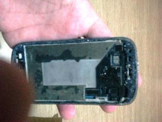 Galaxy S3 Mini Defeito