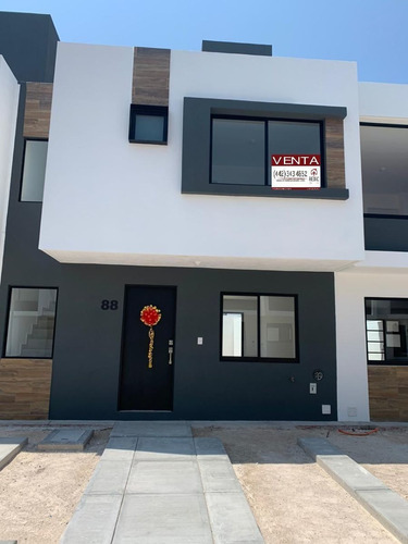Imagen 1 de 14 de Estrena Casa De 3 Hab. En Zakia