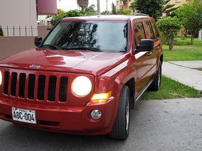 Jeep Patriot 2008 4x4, Motor 2.4l