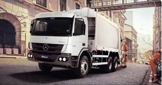 Mercedes Benz Atego 1729/48 Anticipo $ 37,746.17