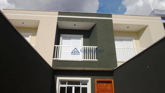 Sobrado Com 2 Dormitórios À Venda, 70 M² Por R$ 299.000 - Itaquera - São Paulo/sp - So1451