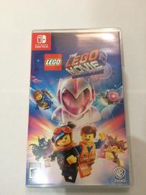 The Lego Movie 2 Nintendo Switch Mídia Física - Usado