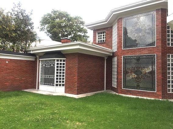 Casa En Arriendo Santa Ana Oriental Bogota