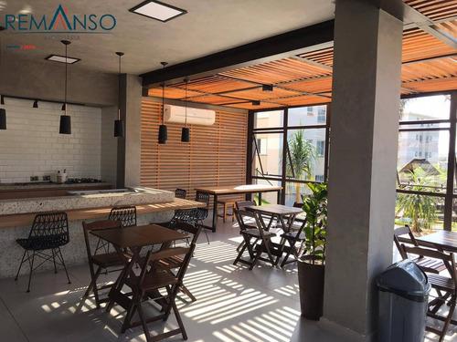 Imagem 1 de 14 de Apartamento 2 Dormitórios - Residêncial Pq Colinas - Campinas / Hortolândia - 202383