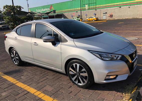 Nissan Versa 1.6 Exclusive Navi At 2020