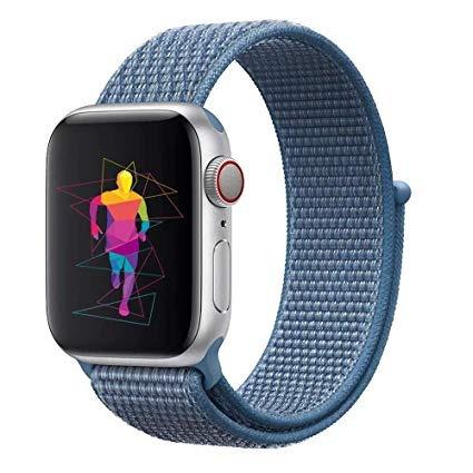 Inteny - Correa De Repuesto Deportiva Para Apple Watch 1.496