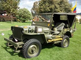 Jeep Willys Minguerra 1946