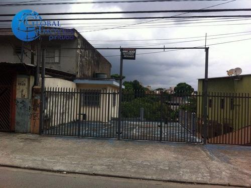 Venda Terreno São Paulo Jardim Cidade Pirituba - T35