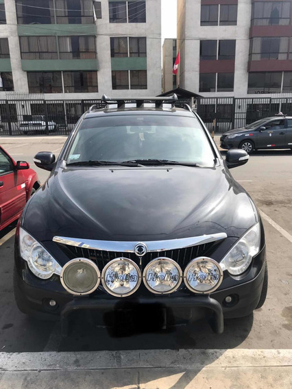 Ssangyong Actyon Ssangyong Actyon Ful