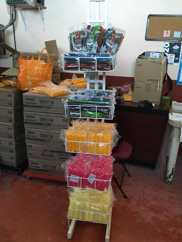 Imagen 1 de 9 de Se Traspasa Fábrica De Bebidas Refrescantes Y Golosinas