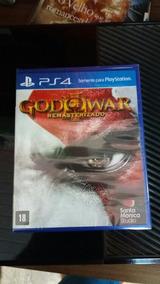 God Of War 3 Remastered Ps4 Lacrado