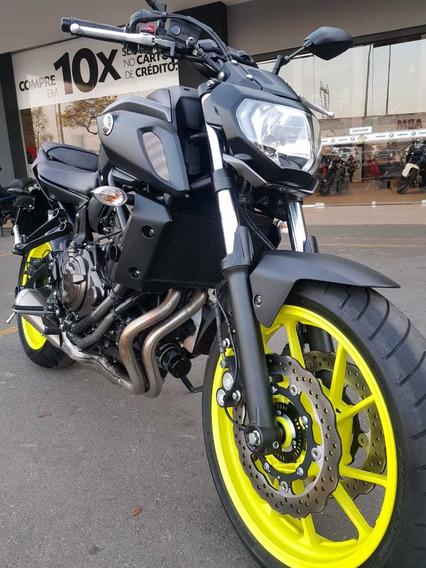 Yamaha Mt07 Abs 18/19