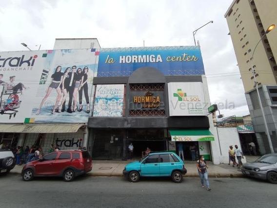 Local Comercial En Venta Maracay Zona Centro Cod 21-7717 Sh