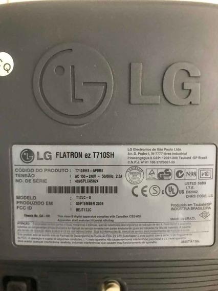 Monitor LG Flatron Ez T 710sh