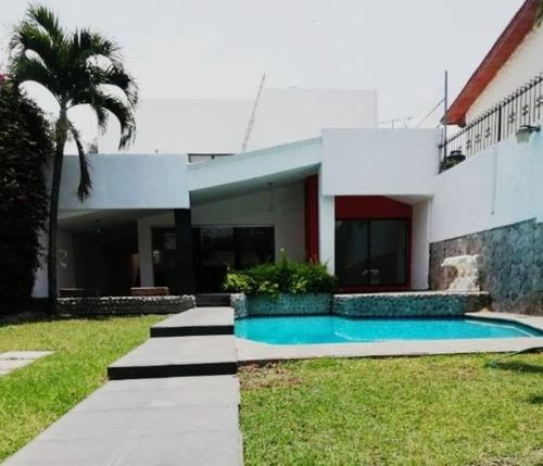 Casa Sola En Reforma / Cuernavaca - Maz-423-cc