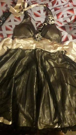 Vestido De Fiesta 15 Casamiento. Comunión. O Eventual