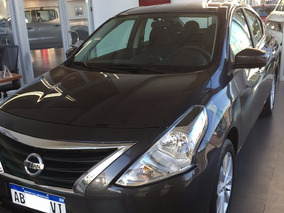 Nissan Versa Advance At 2017 Igual 0km Zona Norte Martinez