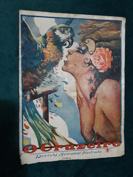 Revista O Cruzeiro Dez 1929