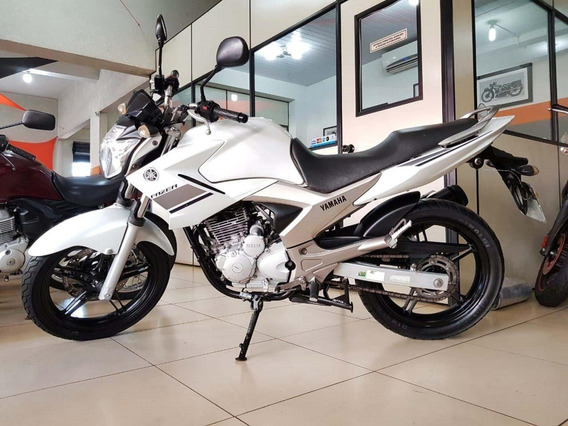 Yamaha Ys 250 Fazer 2014 Branca Cod:.1011