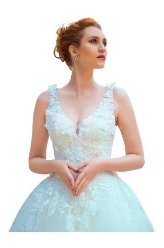 Vestido De Novia Modelo Myrcela Mátug
