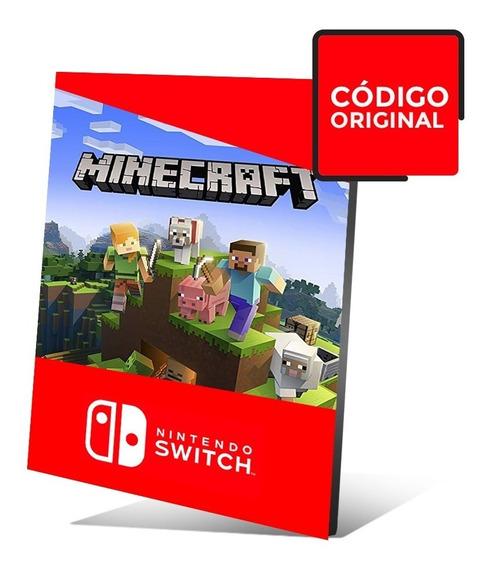 Minecraft - Jogo Nintendo Switch - Código Digital