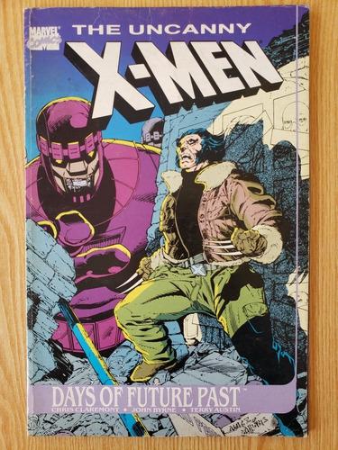 Imagen 1 de 2 de X-men Days Of Future Past (marvel Comics)