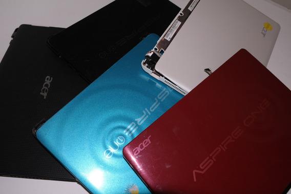 Carcaças De Notebook Acer Aspire One Diversas