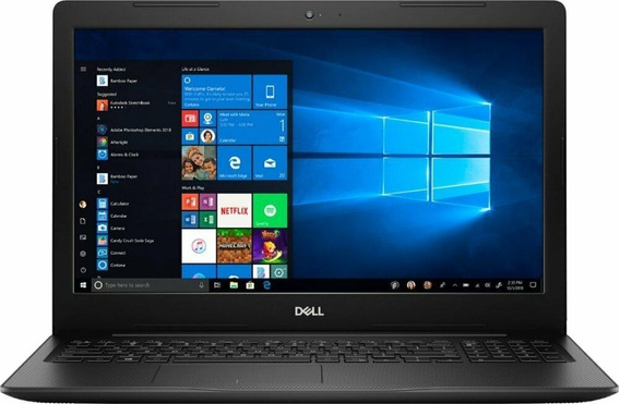 Notebook Dell Inspiron Core I5 16gb 256ssd+1tb 15.6 Touch Hd