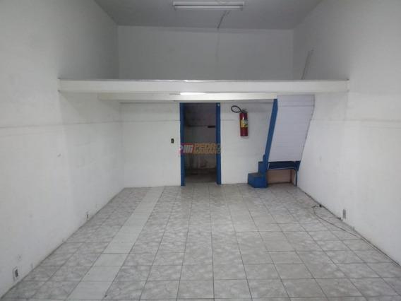 Salao Comercial No Bairro Rudge Ramos Em Sao Bernardo Do Campo - L-29641