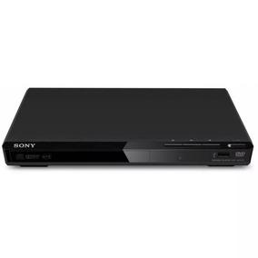 Dvd Player Sony Dvp-sr370 Usb Frontal Mpeg4 Bivolt
