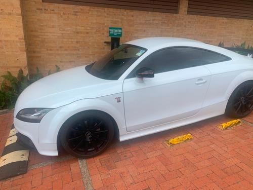Audi  Tt Spline Blanco, Único Dueño