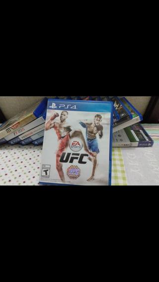 Ufc - Ps4 Playstation