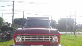 Vendo Camioneta C10 En Excelente Estado