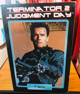 Terminator 2 Judgment Day T-800 Ultímate