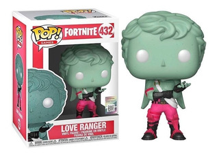 Funko Pop 432 Fortnite Love Ranger Playking